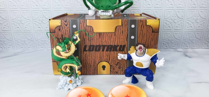 Lootaku March 2018 Subscription Box Review & Coupon