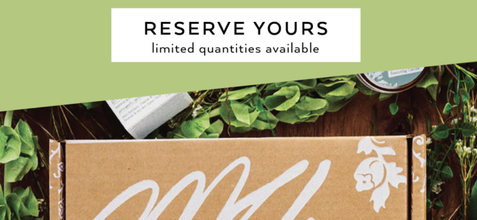 Summer 2018 Margot Elena Discovery Box Available Now + Coupon!