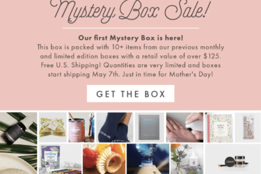 Bombay & Cedar Summer 2018 Limited Edition Box Available Now + Coupon!
