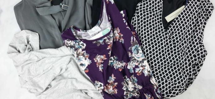 May 2018 Stitch Fix Subscription Box Review