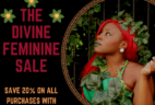 Box of Shadows The Divine Feminine Sale: Save 20%!