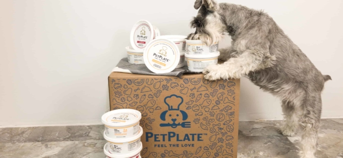 PetPlate Halloween Coupon: Get 60% Off First Box!