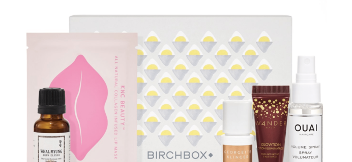 Birchbox May 2018 Curated Box Available Now in the Shop!