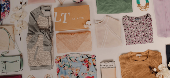 Le Tote Coupon: Save 25% On Your First 2 Months!