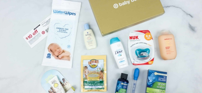 Target Baby Box Review – April 2018