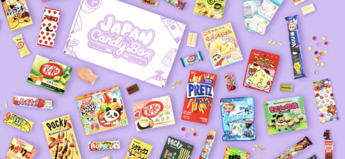 September 2019 Japan Candy Box Spoiler # 1!