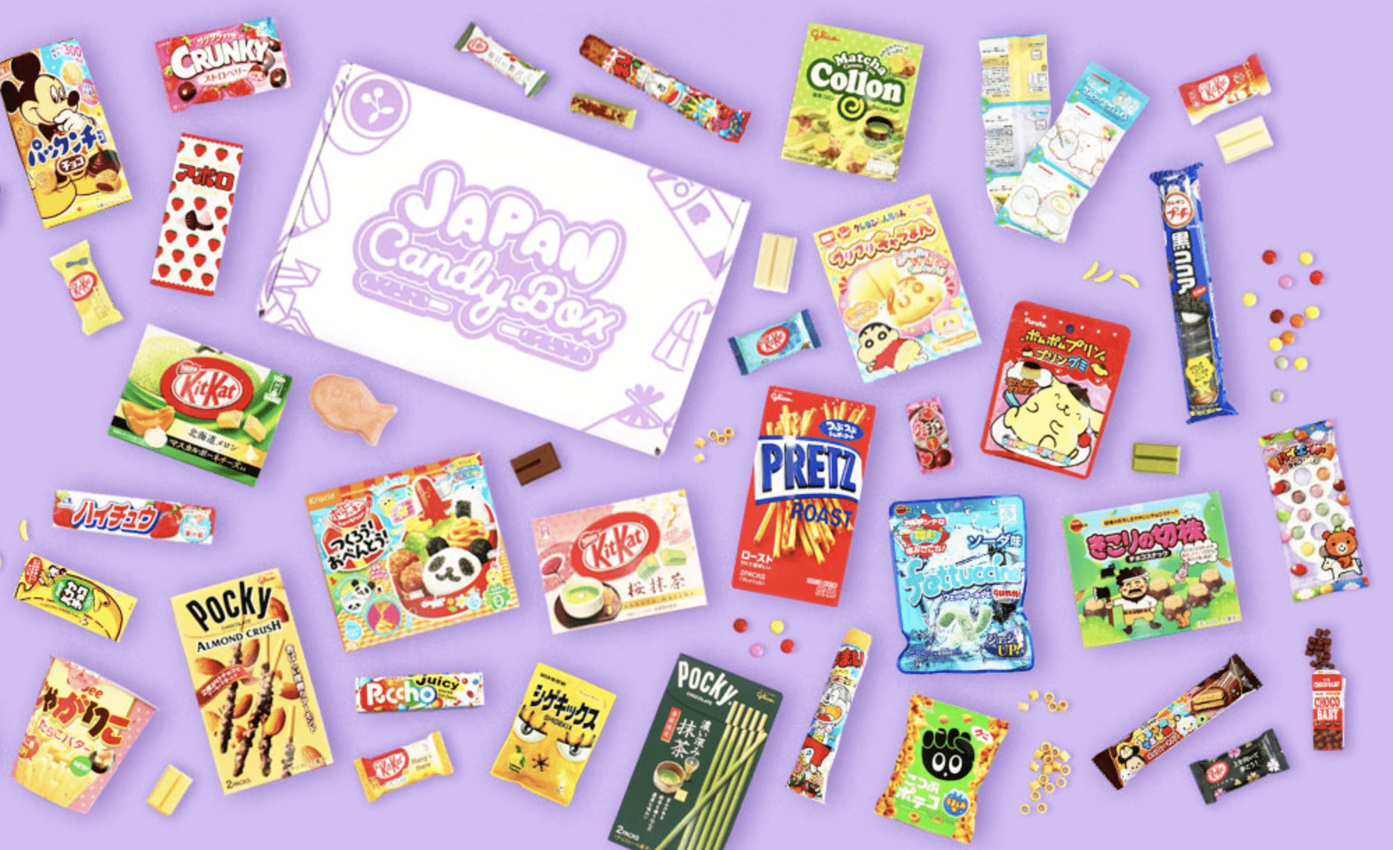 August 2018 Japan Candy Box Spoilers + $5 Coupon! - hello subscription