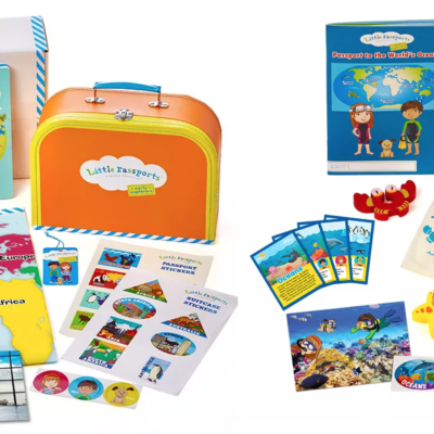 Little Passports Coupon: Save $20 On Annual Subscriptions!