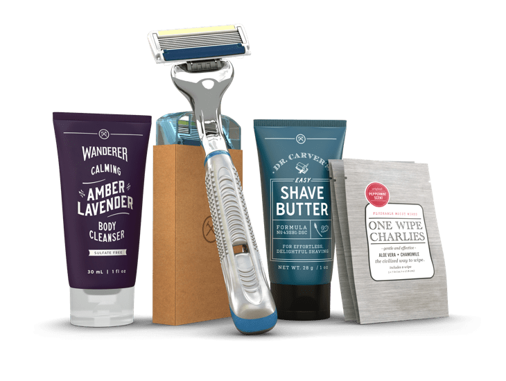 Dollar Shave Club Hello Subscription