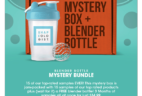 Bulu Box Mystery Box + Blender Bottle Available Now!
