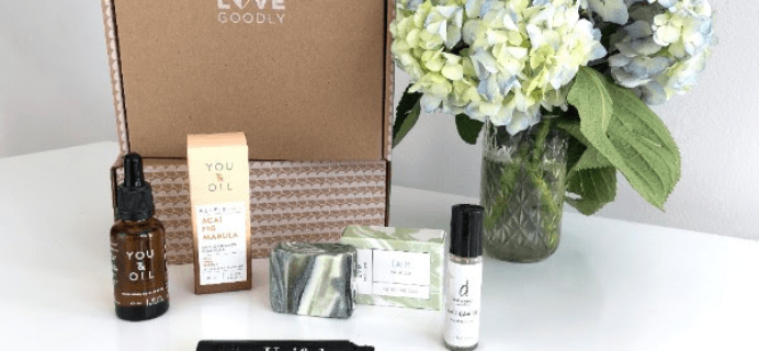 LOVE GOODLY Mother's Day Deal: Get 2 Boxes For Only $49.99!
