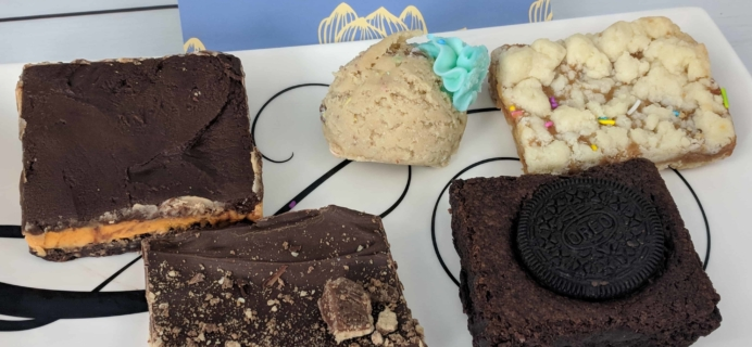Bakers Krate April 2018 Subscription Box Review + Coupon!