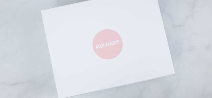 Moi-Même Subscription Update + Coupon