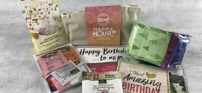 Dot Boxx April 2018 Subscription Box Review + Coupon – Hey Beautiful