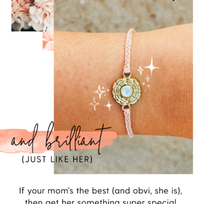 Pura Vida x Swarovski Limited Edition Mother's Day Bracelet Available Now!