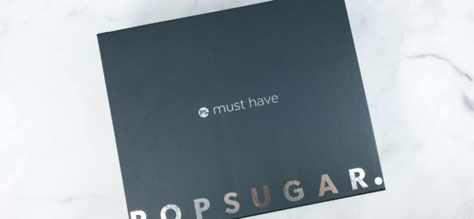 POPSUGAR Must Have Box Summer 2018 Review & Coupon