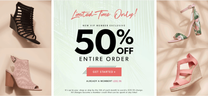 JustFab Coupon: New Members Get 50% Off!