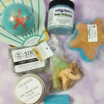 Bath Bevy March 2018 Subscription Box Review + Coupon