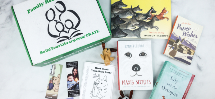 Family Reading Crate May 2018 Box Review