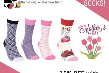 Sock Panda Mother's Day Coupon: 15% Off!