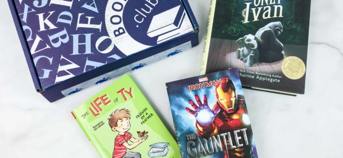 Kids BookCase Club May 2018 Subscription Box Review + Coupon!