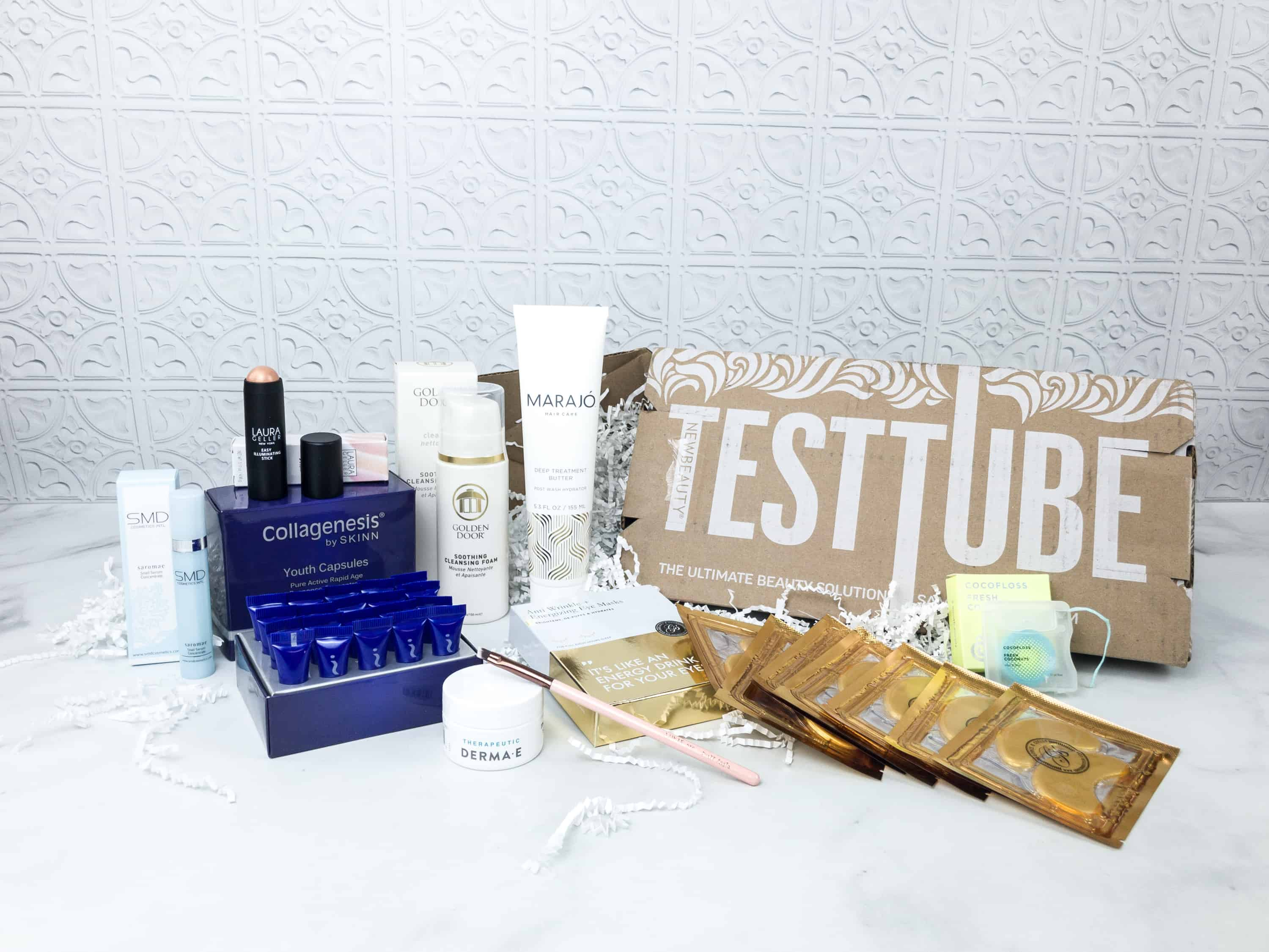 New Beauty Test Tube May 2018 Subscription Box Review