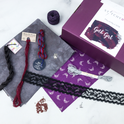 Stitchy Box March-April 2018 Subscription Box Review