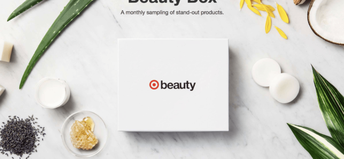 Target Beauty Box Deal: Spend $20 Get $5 Gift Card!