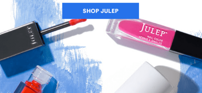 Julep Deal: Get A 3-Piece Summer Kit For Only $30 – Last Chance!