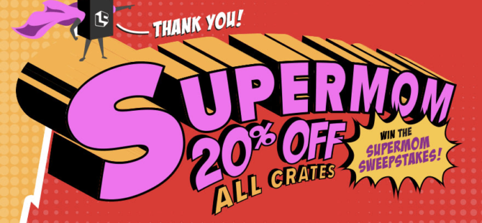 Loot Crate Coupon: Get 20% Off Any Subscription!