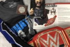 WWE Slam Crate April/May 2018 Subscription Box Review + Coupons