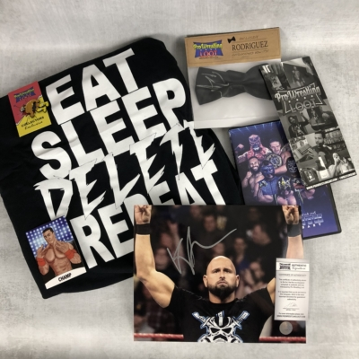 Pro Wrestling Loot May 2018 Subscription Box Review + Coupon