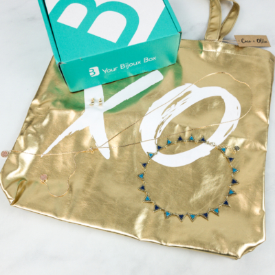 Your Bijoux Box May 2018 Subscription Box Review + Coupon