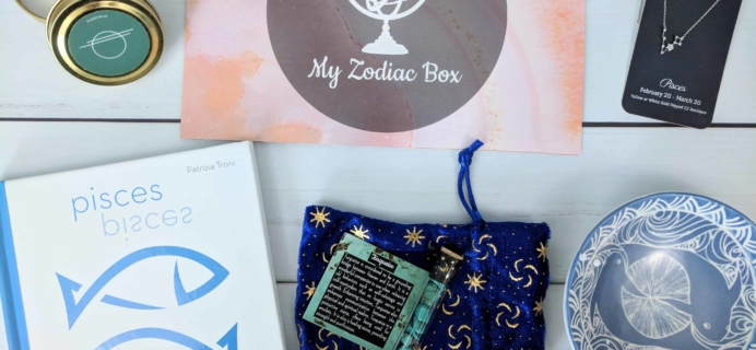 My Zodiac Box Memorial Day Flash Sale: Get 10% Off On Any Subscription!