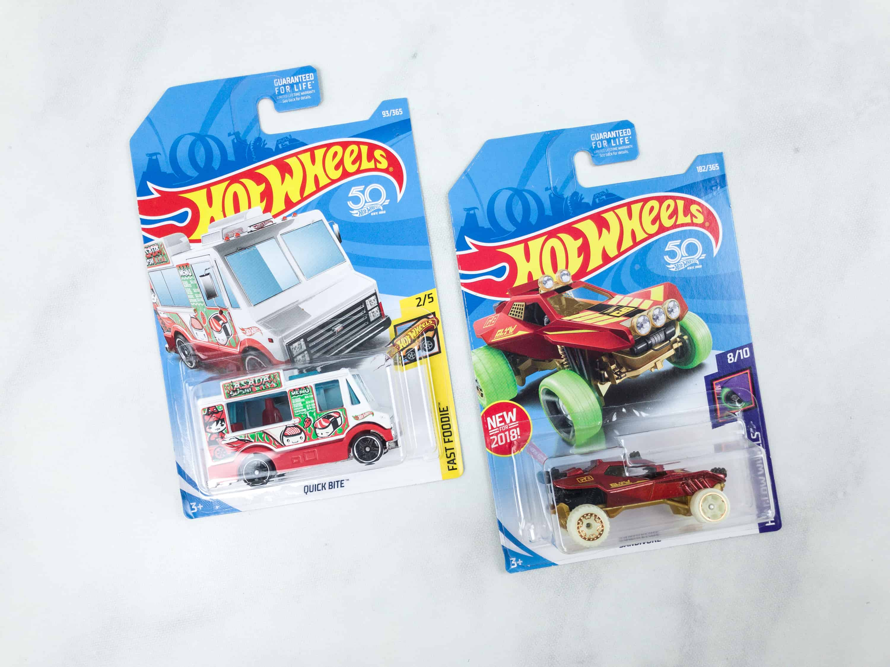 Hot Wheels Challenge Accepted PleyBox April 2018 ...