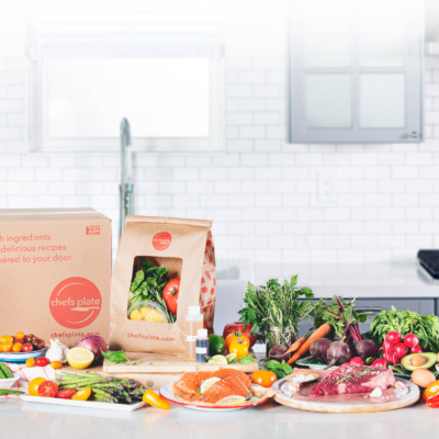Chef's Plate Deal: Get 50% Off Your First Box! {Canada}