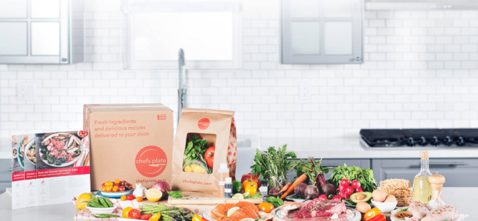 Chef's Plate Black Friday Sale: Get 60% Off Your First TWO Boxes! {Canada}