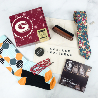 Gentleman's Box Father's Day Coupon – Save 20% or FREE Mystery Box!