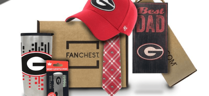 Fanchest Father's Day Fanchests Available Now!