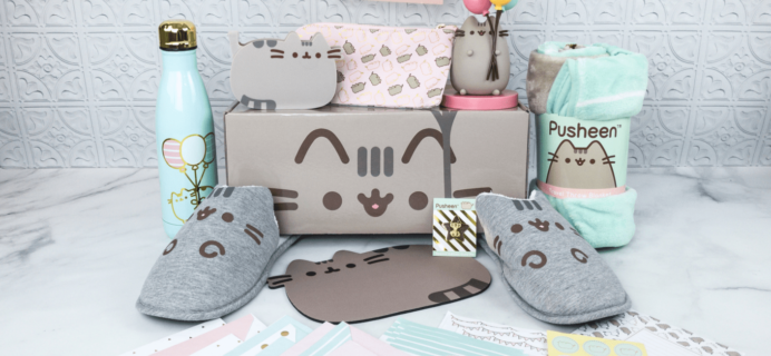 Pusheen Box Spring 2018 Giveaway!