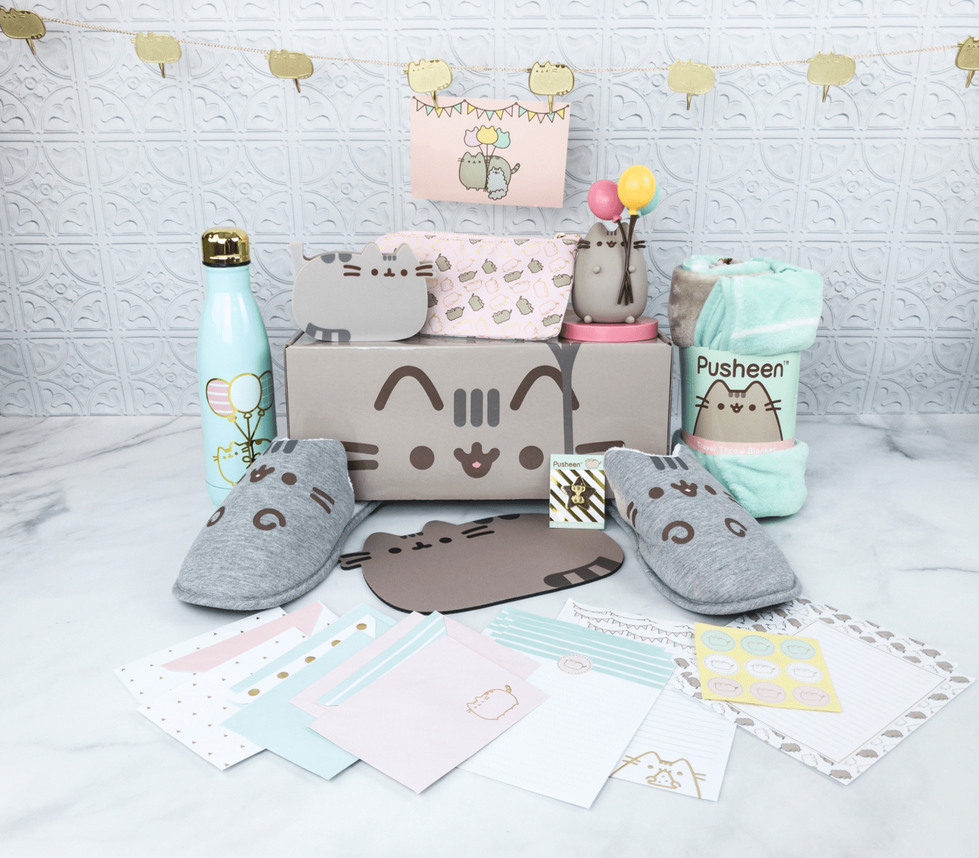 Pusheen Box Spring 2018 Giveaway Hello Subscription