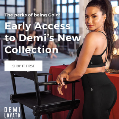 New Demi Lovato Fabletics Capsule Collection Available Now + First Outfit For $19!
