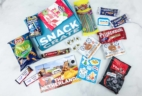 Snack Crate April 2018 Subscription Box Review & $10 Coupon