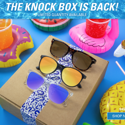 Knock Box: Knockaround Sunglasses Mystery Box Available Now + Spoilers!