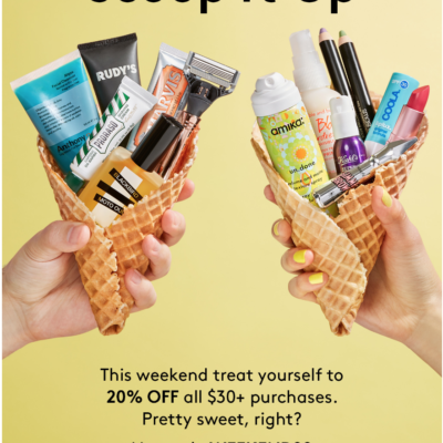 Birchbox: 20% off all Shop Products! LAST DAY!