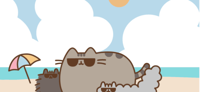 Pusheen Box Summer 2018 Box Spoiler!