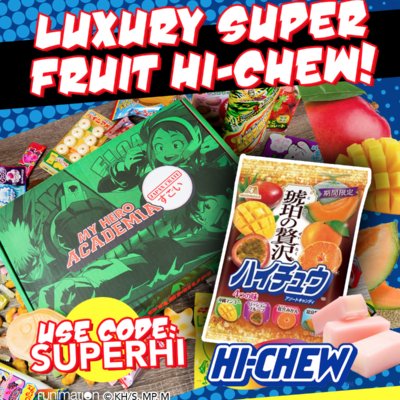 Japan Crate Coupon: Free Hi-Chews!