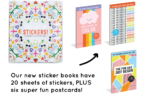 Pipsticks Sticker Books Available For Pre-Order Now!