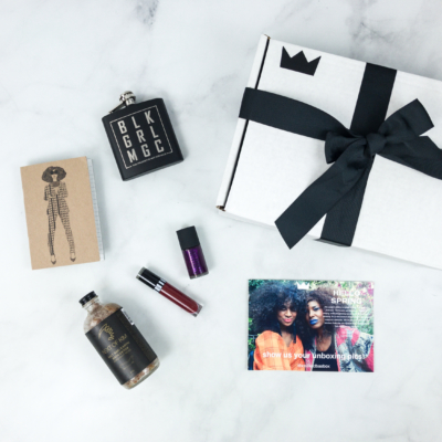 Boss+Bae Subscription Box Review – March 2018