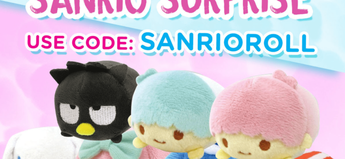 New Doki Doki Crate Coupon: Get Sanrio Plushies!